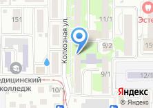 Компания «Хлебосол» на карте