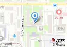 Компания «Палетта» на карте