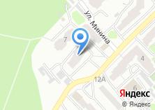 Компания «OsipovAUTO» на карте