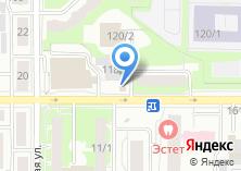Компания «Шаро» на карте