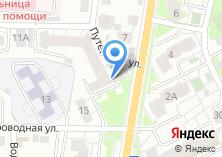 Компания «Svetoy.ru» на карте