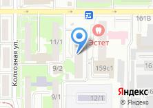 Компания «Марьяна» на карте