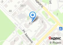 Компания «Ученик» на карте