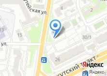 Компания «Веселые картинки» на карте