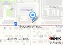 Компания «Бамбинни» на карте