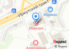 Компания «Окна ЛЮКС» на карте