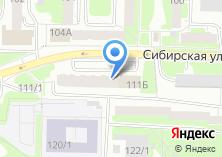 Компания «AZБУКА» на карте