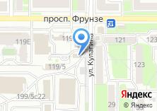 Компания «Полимер-Маркет оптово-розничная фирма» на карте