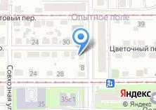 Компания «Центральная» на карте