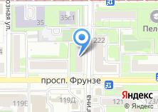 Компания «Народная оптика» на карте