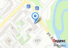 Компания «Fish-ka» на карте