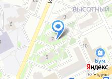 Компания «Имидж» на карте