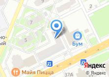 Компания «БИНБАНК Томский филиал» на карте