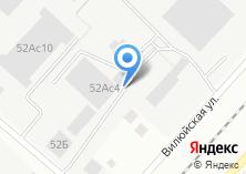 Компания «Стальпроект» на карте