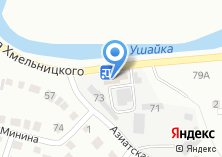 Компания «Ванна+» на карте