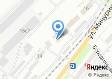 Компания «FashionCar» на карте