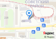 Компания «Томскнедра» на карте
