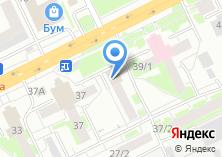 Компания «АЛДОМ» на карте