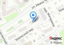 Компания «ПромСтройСервис» на карте