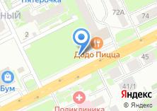 Компания «Строящееся административное здание по ул. Иркутский тракт» на карте