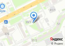 Компания «Поликлиника №4» на карте