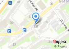 Компания «ДЕСЯТОЕ КОРОЛЕВСТВО» на карте