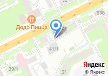 Компания «Мотоблоки на Иркутском» на карте