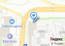 Компания «Томская региональная строительная компания» на карте