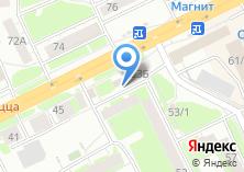 Компания «СибирьФинКонсалтинг» на карте