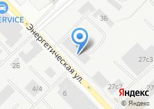 Компания «Томсклегпром» на карте