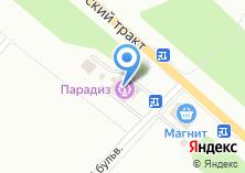 Компания «СтройПластГарант» на карте