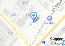 Компания «Сибмотордеталь» на карте