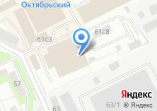 Компания «Ля Флер» на карте