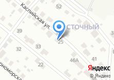 Компания «ТПК ОКНА+ДВЕРИ» на карте