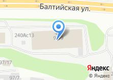 Компания «Сиби-ойл» на карте
