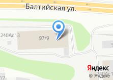 Компания «Драгон» на карте