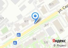 Компания «Томская Независимая Оконная Компания» на карте