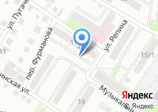 Компания «ЛАНДКАРТ» на карте