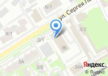 Компания «ЗооМаг» на карте