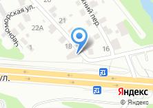 Компания «Estocada» на карте