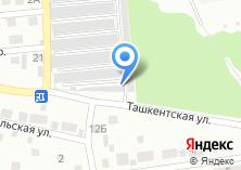 Компания «Гаражно-строительный кооператив №23» на карте