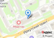 Компания «Джинсовка» на карте