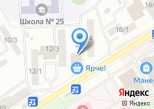 Компания «МамМалыш» на карте