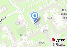 Компания «Томская банковская школа» на карте