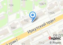 Компания «Теле-сервис» на карте