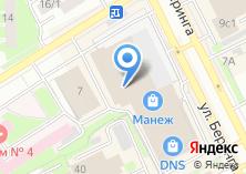 Компания «Там Там» на карте