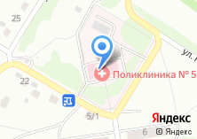 Компания «Городская больница №5» на карте