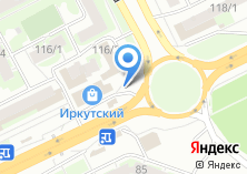 Компания «Российский» на карте