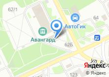 Компания «Вещевой рынок» на карте