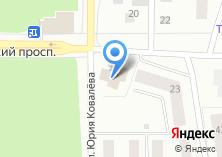 Компания «Венский двор» на карте